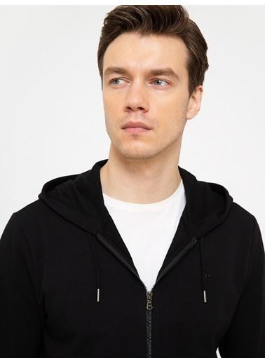 Cacharel Sweatshirt Siyah